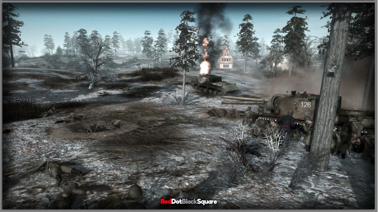 Battle of Goldap, East Prussia November 1944 - Mission (RobZ) (AS2 — 3.262.0) (v28.10.2019)