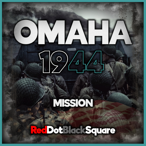 Скачать D-Day Invasion - Omaha Beach, Normandy 1944 - Attack Mission (RobZ) (AS2 — 3.262.0) (v04.11.2019) — бесплатно