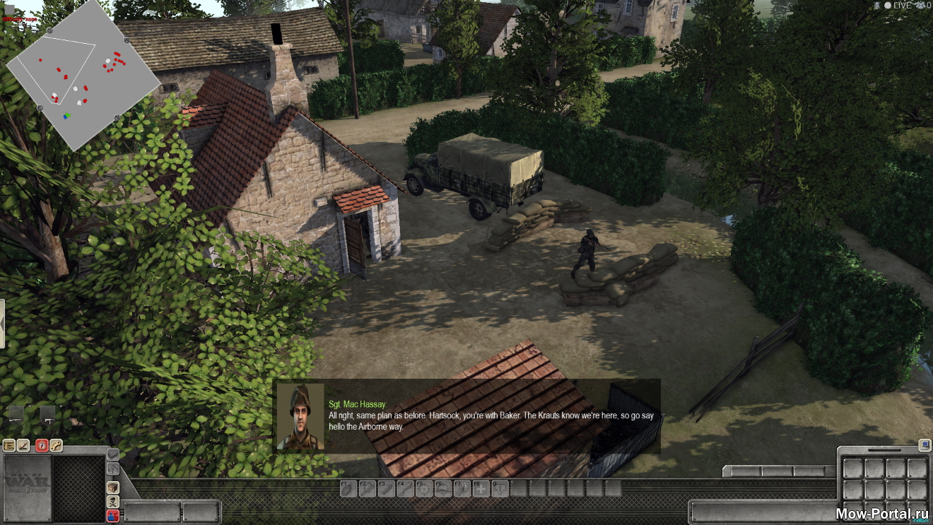 Brothers in Arms: Road to Hill 30 Mod - SturmFuhrer PK (AS2 — 3.262.0) (v22.07.2019)