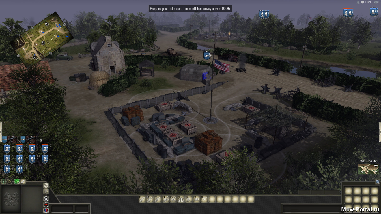 Company of Heroes Mod - SturmFuhrer PK (AS2 — 3.262.0) (v19.10.2019)