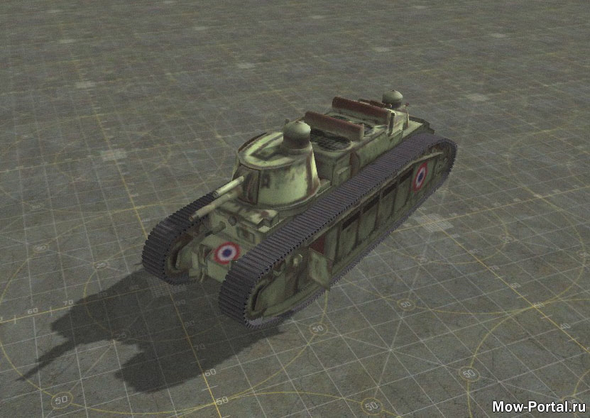 WW2 French Tanks (AS2 — 3.262.0) (v11.03.2020)
