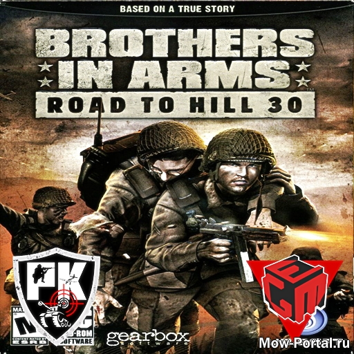 Скачать файл Brothers in Arms: Road to Hill 30 Mod - SturmFuhrer PK (AS2 — 3.262.0) (v22.07.2019)