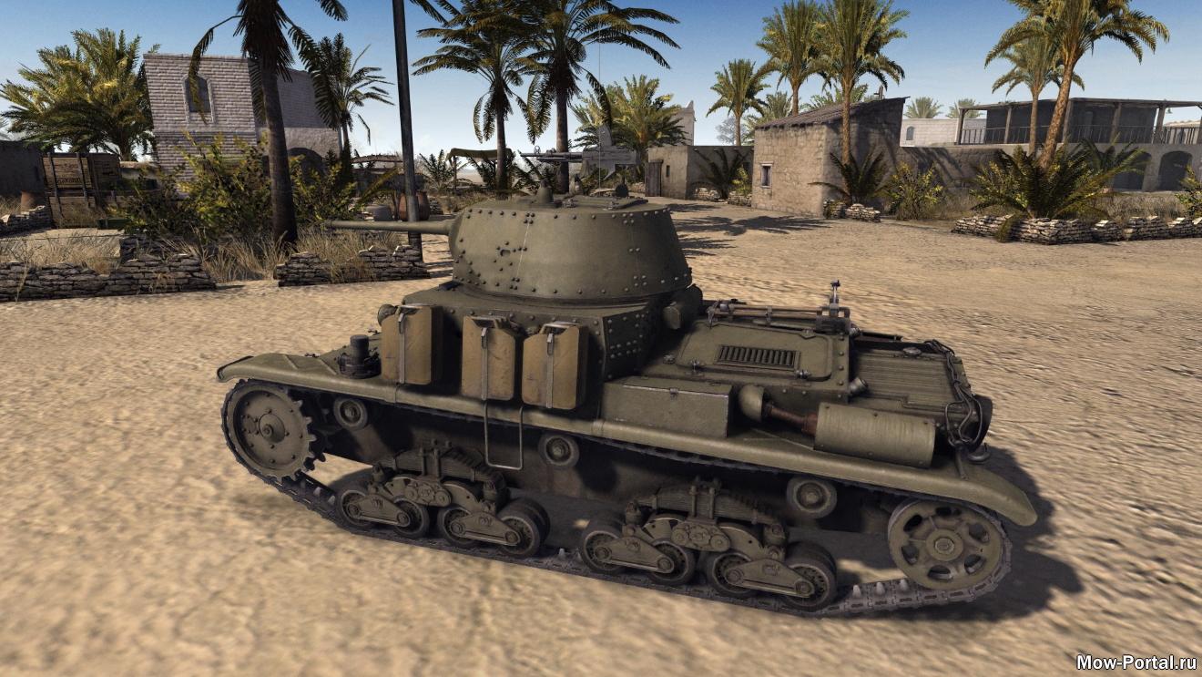 Скачать Some Italian Tanks (AS2 — 3.262.0) (v21.01.2020) — бесплатно
