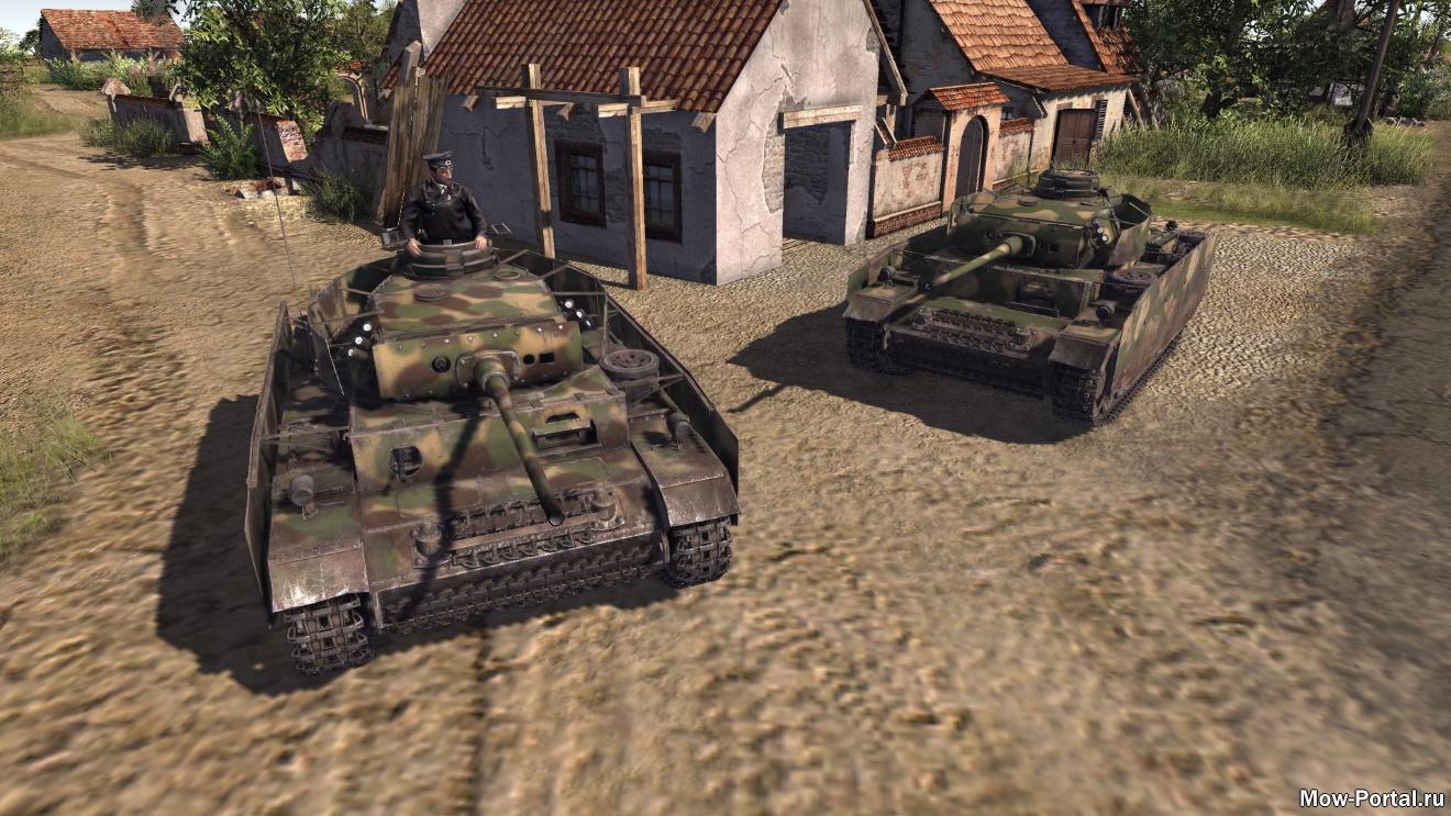 Скачать файл WT PzKpfw III Ausf.M (AS2 — 3.262.0) (v25.03.2020)