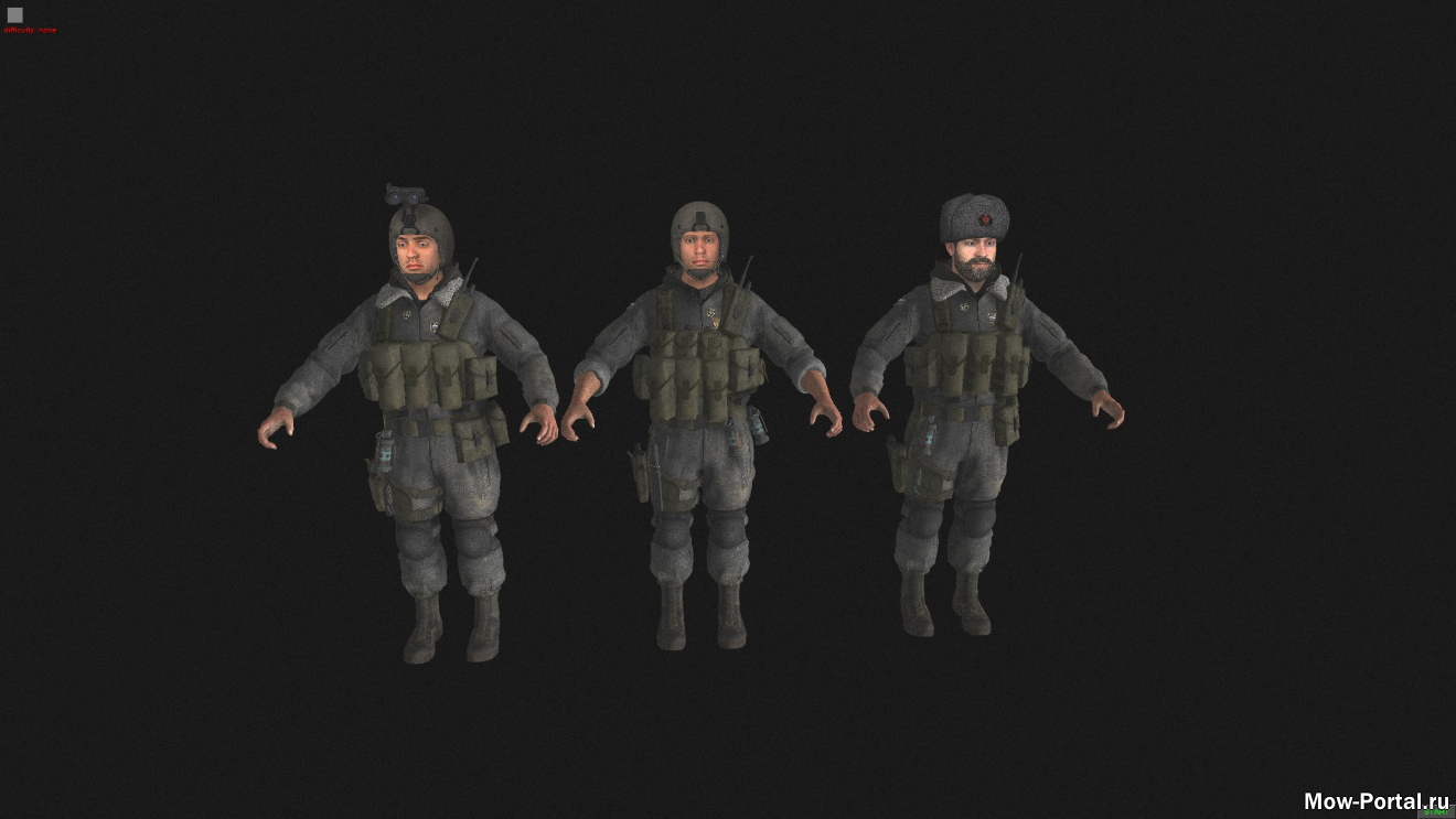 Cod MW Remastered Skins (AS2 — 3.262.0) (v27.03.2020)