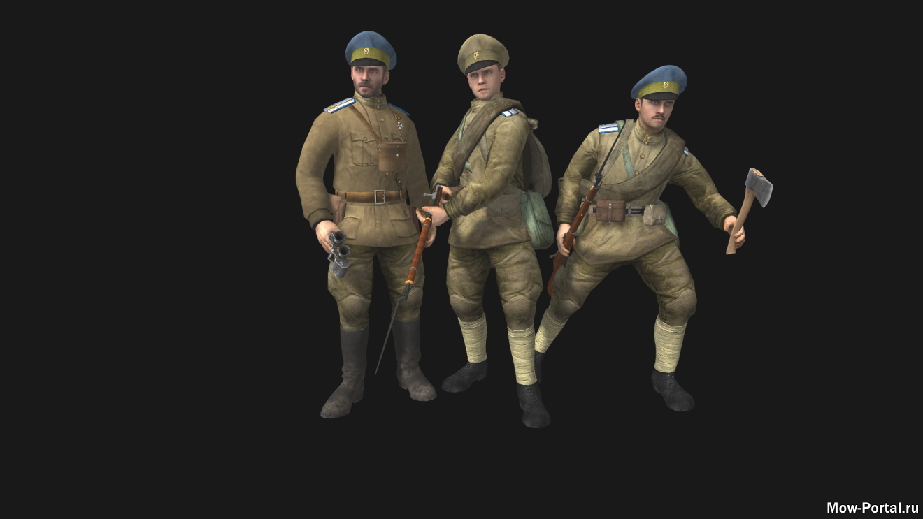 Great War Realism mod 1.07.2 (AS2 — 3.262.0) (v02.08.2020)