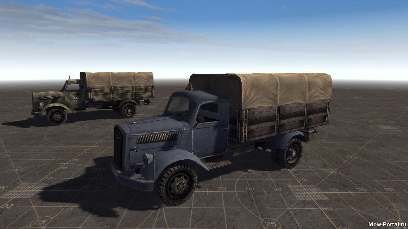 Скачать Gray Truck (AS2 — 3.262.0) (v26.03.2020) — бесплатно