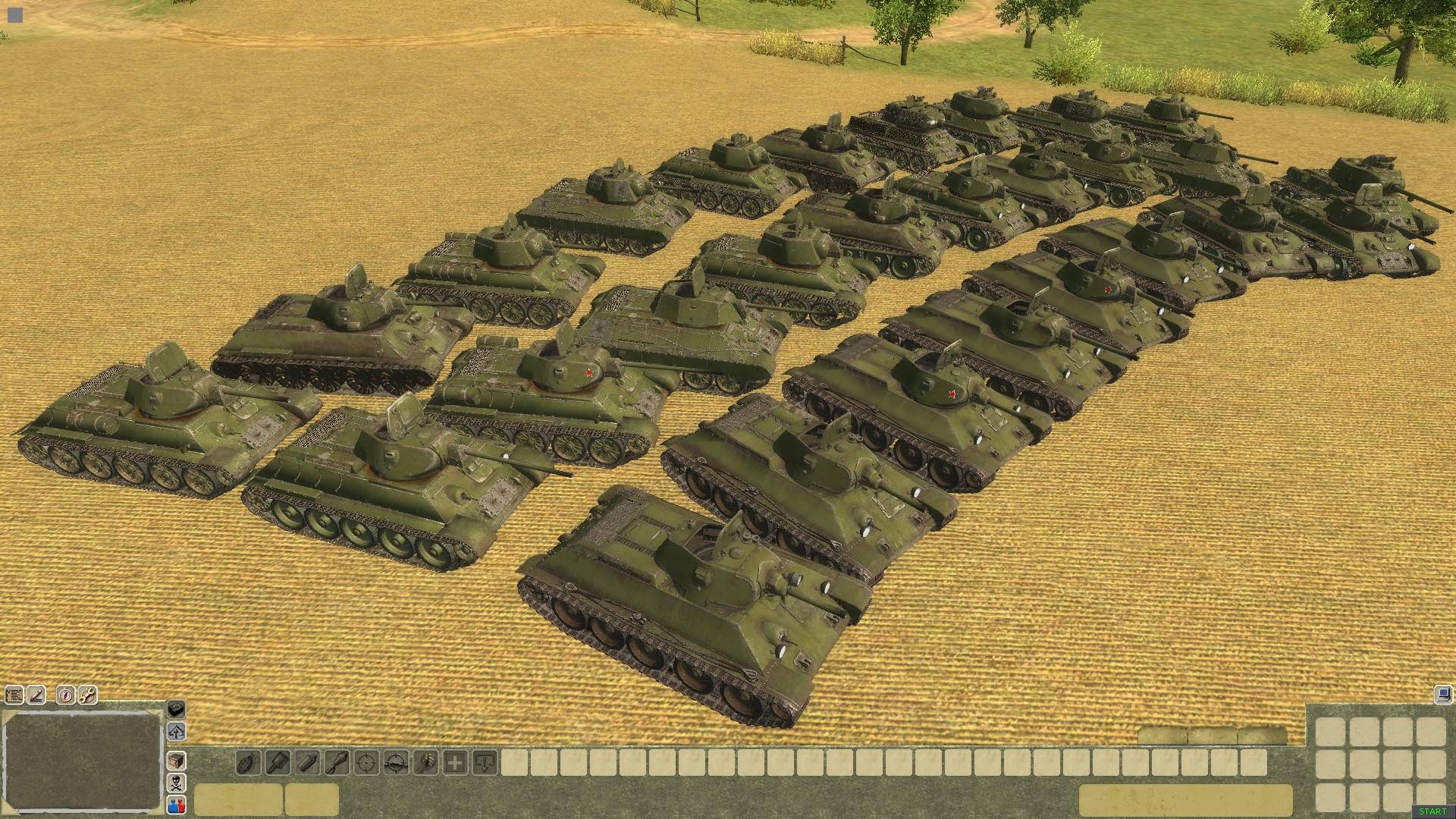 Скачать T-34 (для Лис пустыни и Штурм 2)