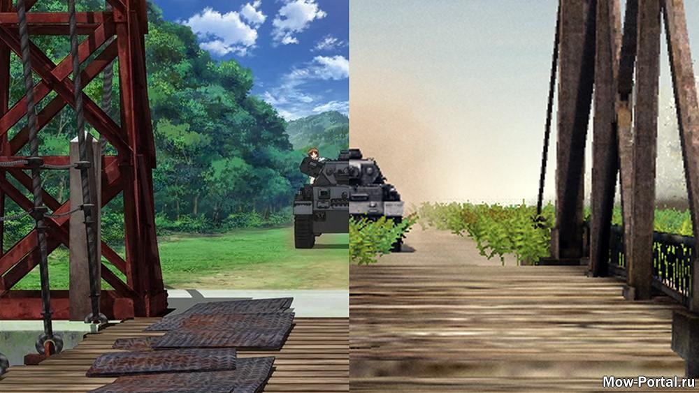 Girls und Panzer Mod (AS2 — 3.262.0) (v07.02.2021)