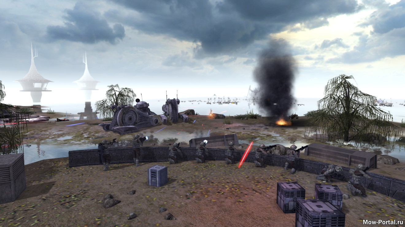 Kashyyyk Defense - A Line in The Sand (AS2 — 3.262.0) (v13.02.2020)