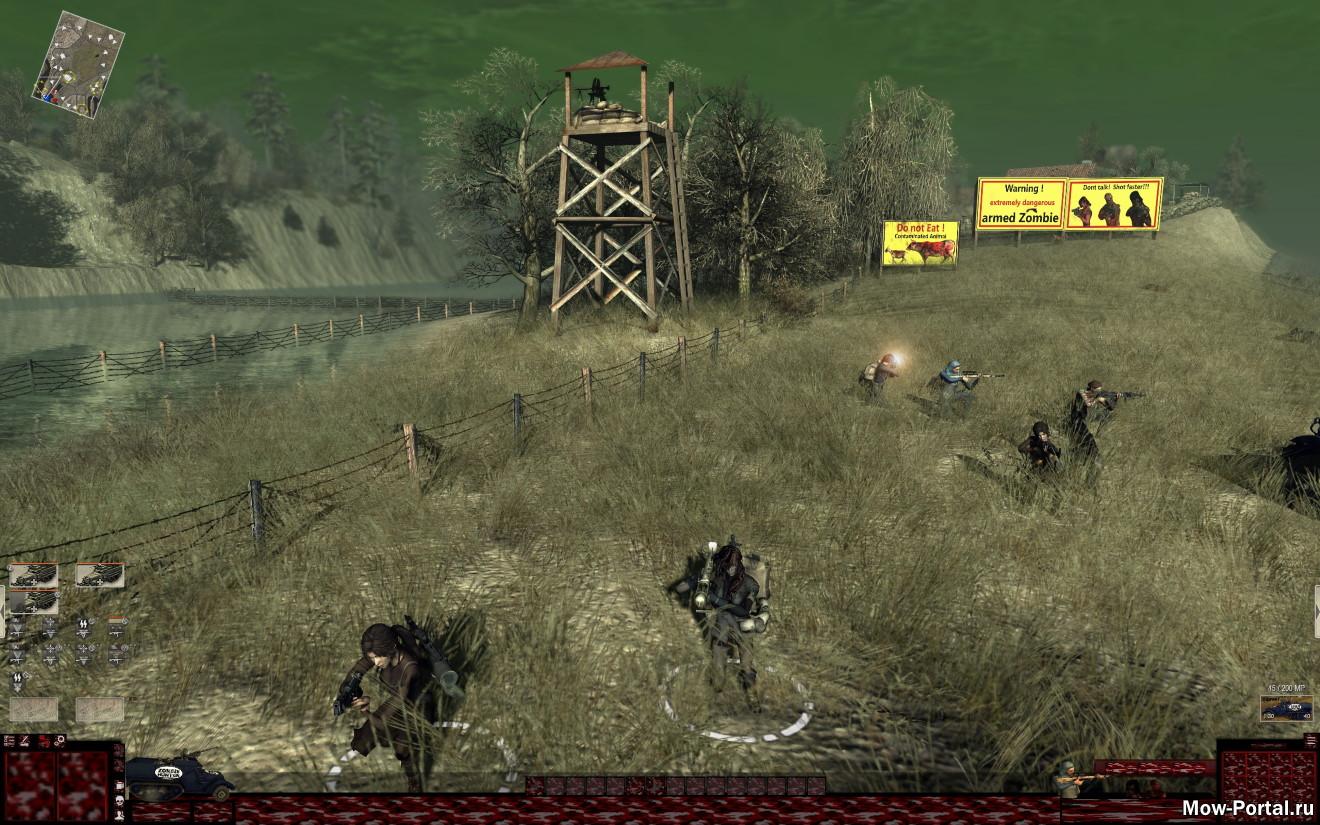 Скачать Zombie Hunter (AS2 — 3.262.0) (v29.02.2020)