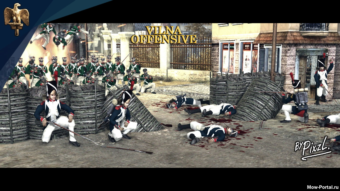 Vilna Offensive (BITF:A) (AS2 — 3.262.0) (v06.07.2020)