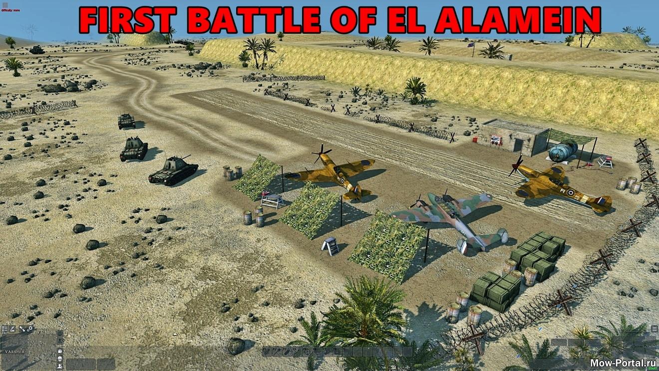 Desert Rats vs Afrika Korps - North Africa 1942 - SturmFuhrer PK (AS2 — 3.262.0) (v08.07.2020)
