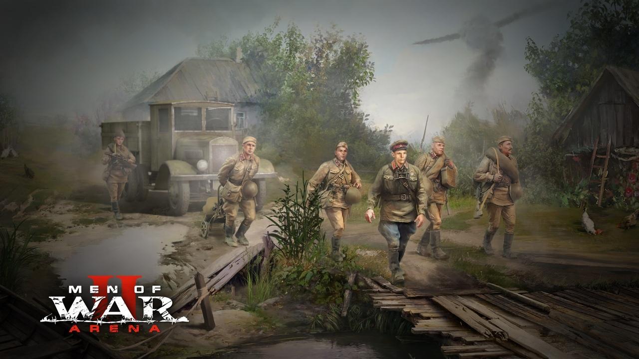 Men of War 2: Arena — открытое бета-тестирование!