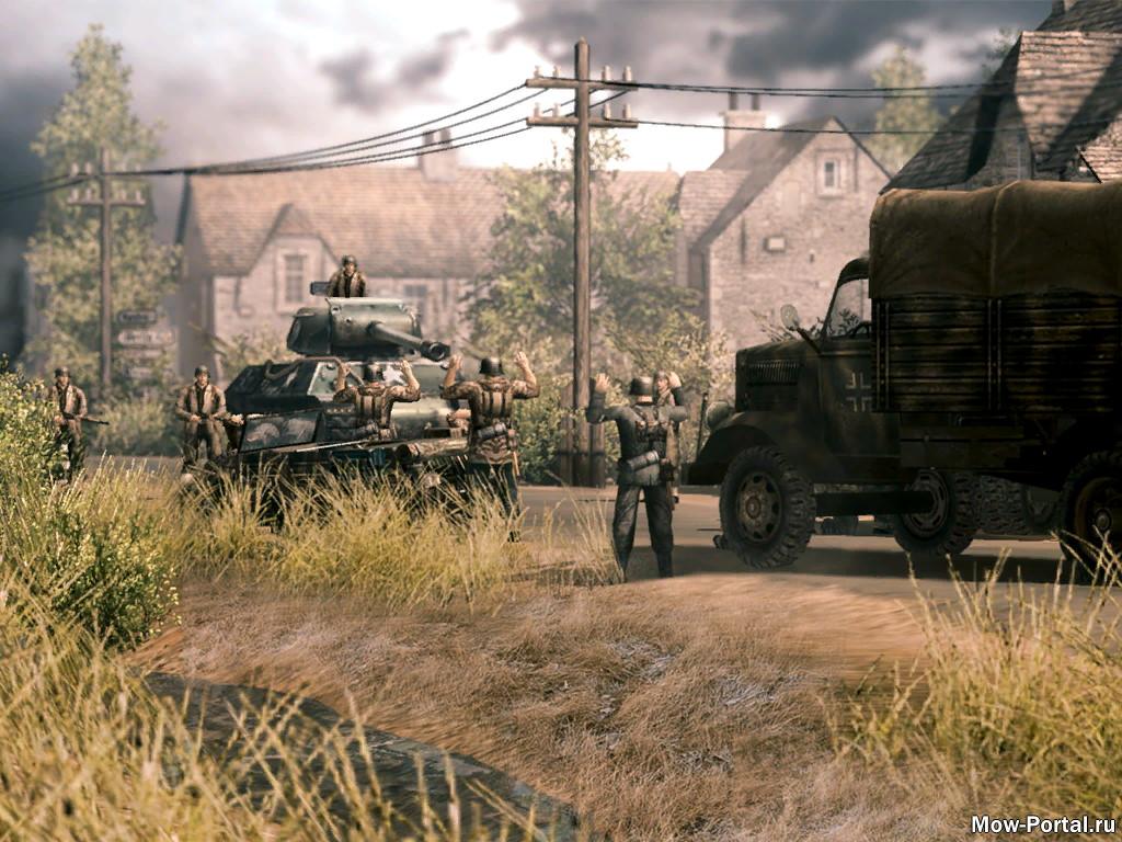 Скачать файл Men of War Soundtrack (AS2 — 3.262.0) (v07.07.2020)
