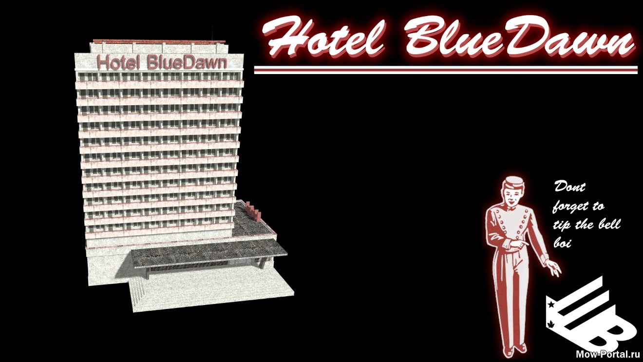 Скачать файл Blue Dawn-Hotel (AS2 — 3.262.0) (v20.05.2020)
