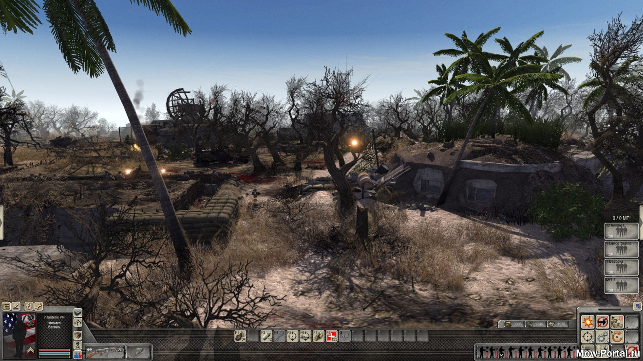 Peleliu's Hell 1.2 (ENG) (AS2 — 3.262.0) (v26.07.2020)