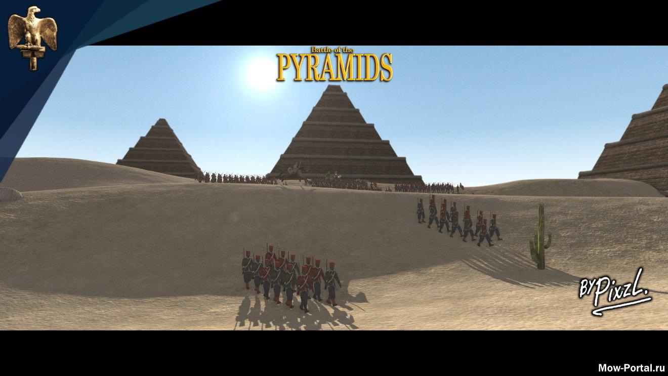 Battle of the Pyramids (BITF:A) (AS2 — 3.262.0) (v21.07.2020)