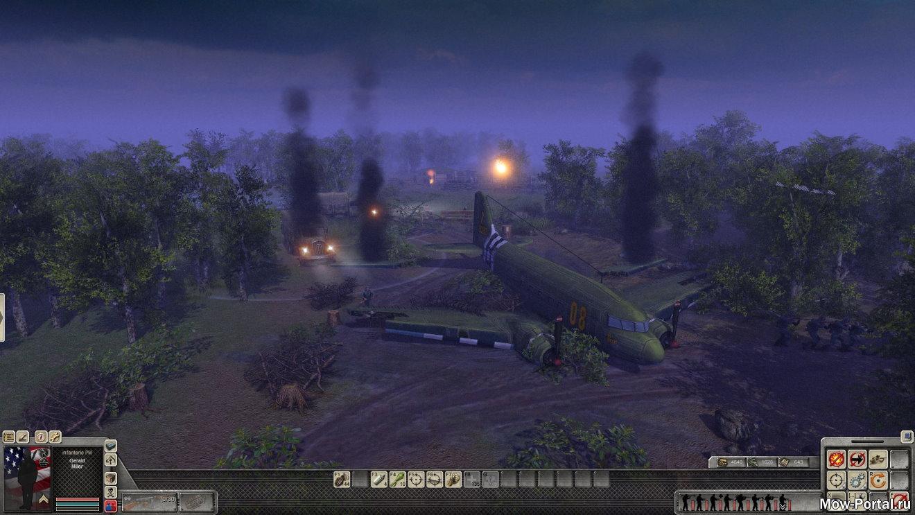 Airborne Landing 1.0 (ENG) (AS2 — 3.262.0) (v01.08.2020)