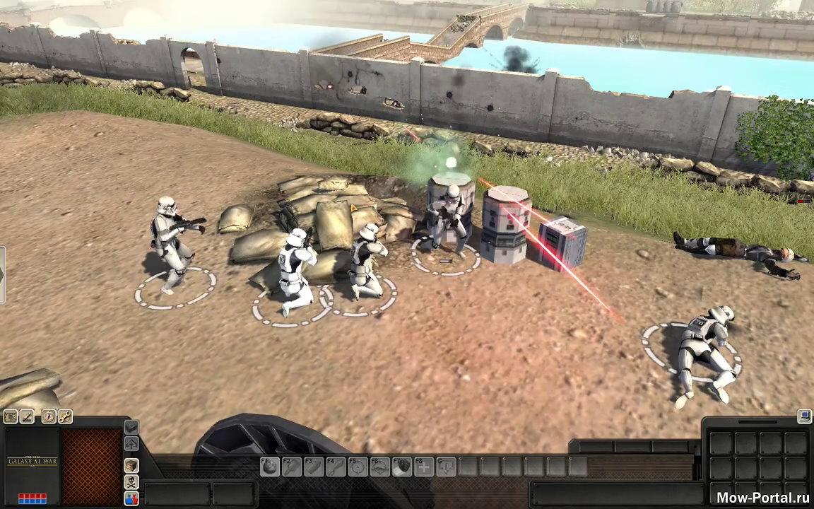 Star Wars: Galaxy At War - Missions (AS2 — 3.262.0) (v09.06.2020)
