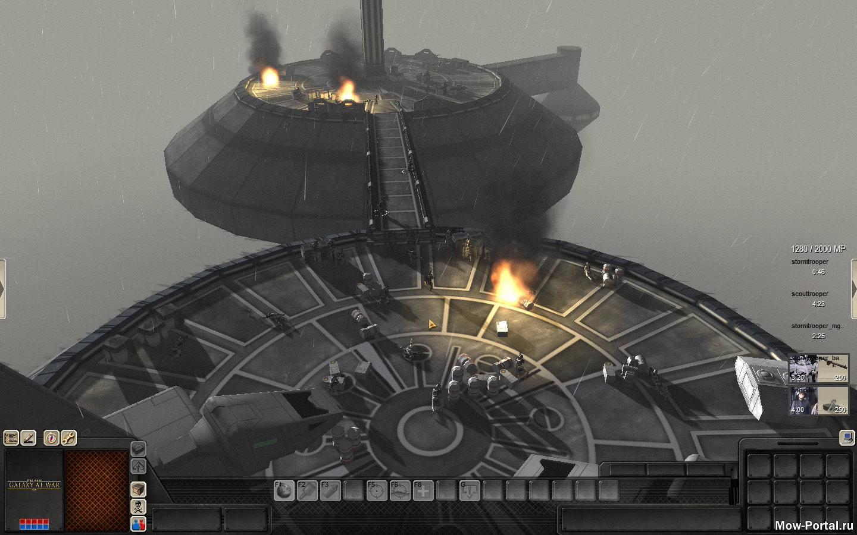 Скачать файл Star Wars: Galaxy At War - Missions (AS2 — 3.262.0) (v09.06.2020)