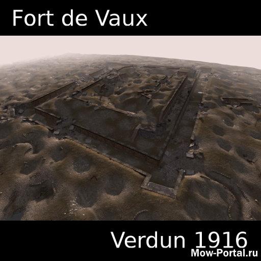 Скачать файл Fort de Vaux (GWR) (AS2 — 3.262.0) (v31.10.2019)