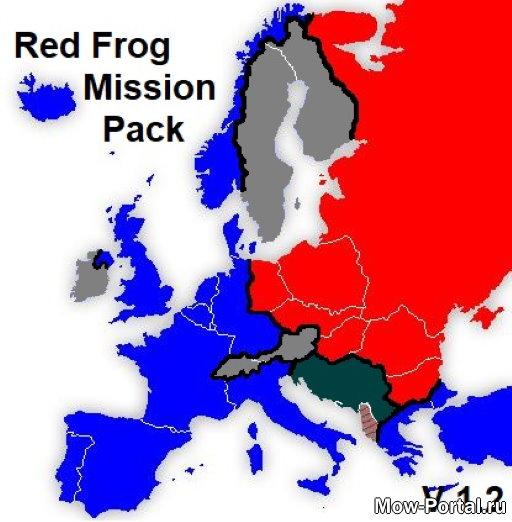 Скачать Red Frog Mission Pack 1.2 (AS2 — 3.262.0) (v09.01.2020)