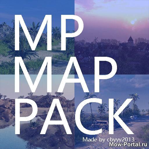 Скачать файл Cbyyy2013's Multiplayer Map Pack (AS2 — 3.262.0) (v17.06.2020)
