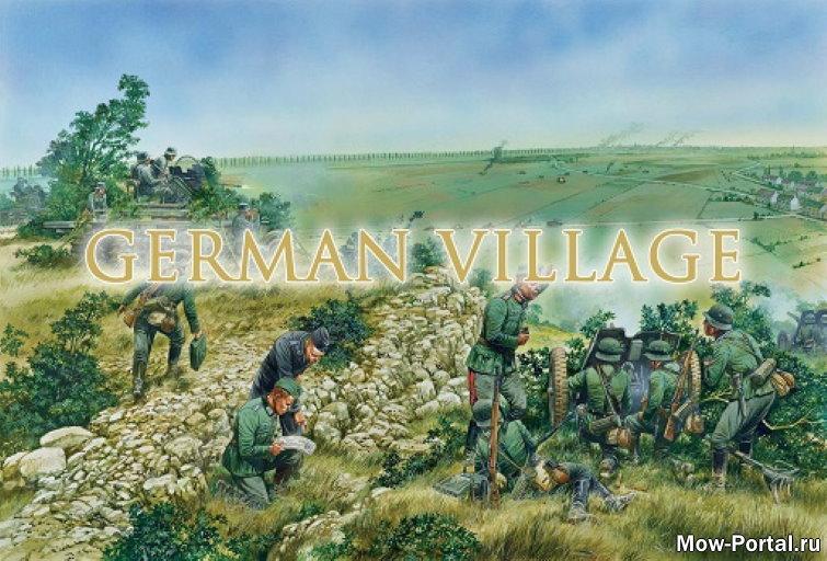 Скачать A German Village 1.0 (AS2 — 3.262.0) (v03.08.2020)