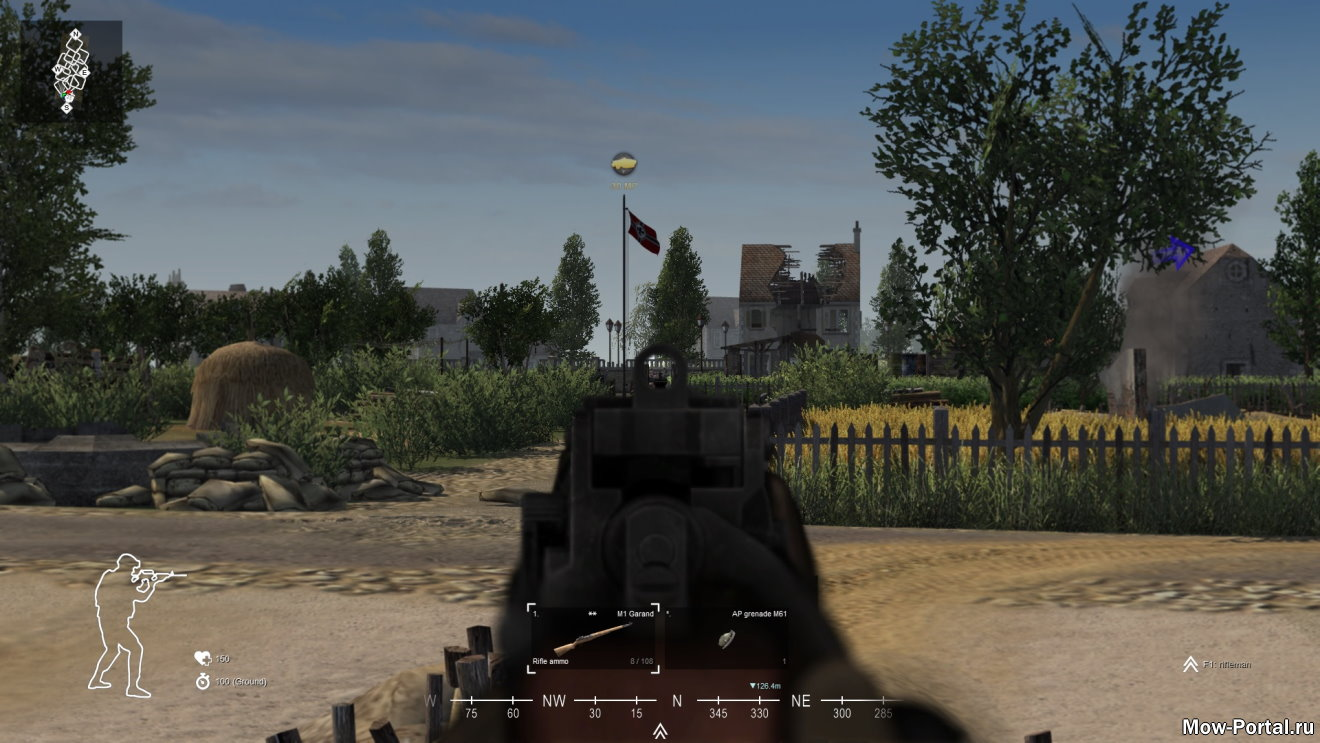 MoW2 Mod / Men of War: Assault Squad 2 Mod (CtA — 1.200.0) (v02.07.2020)