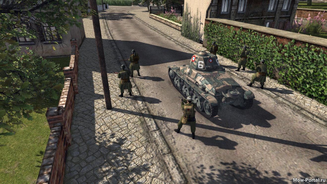 JEP Vehicules Hotchkiss H35 Tanks (AS2 — 3.262.0) (v18.05.2020)