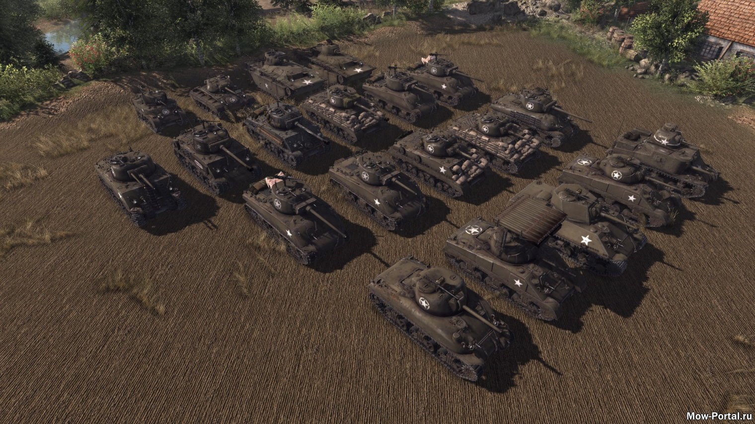 War Thunder vehicle package USA (AS2 — 3.262.0) (v13.10.2020)