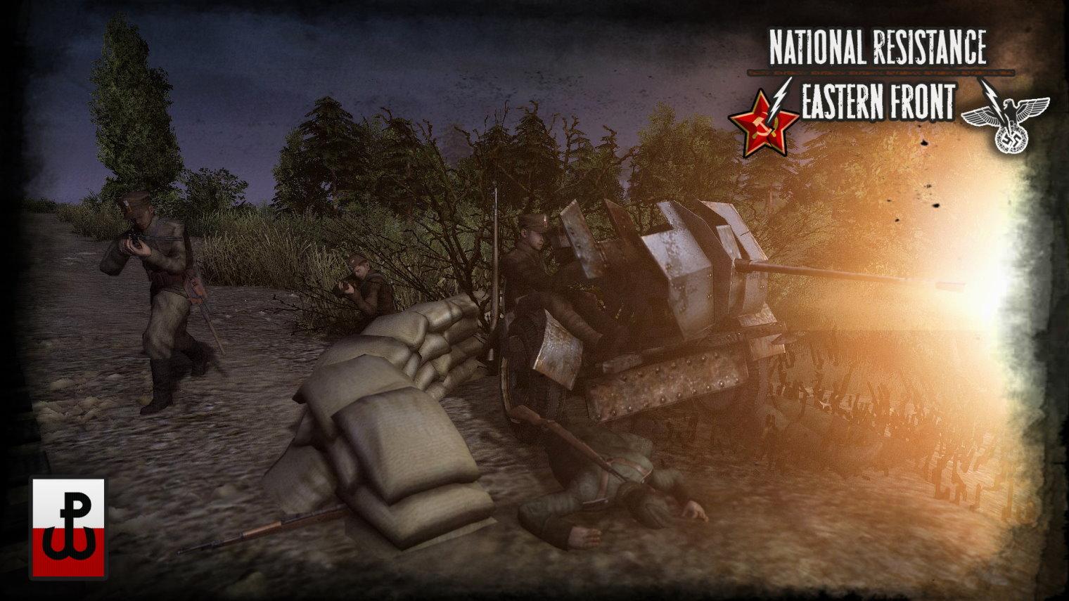 National Resistance: Eastern Front 1.0.0 (AS2 — 3.262.0) (v14.10.2020)