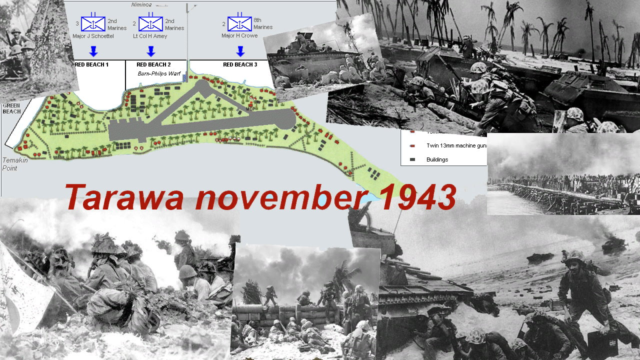 Скачать Tarawa Atoll (November 1943)