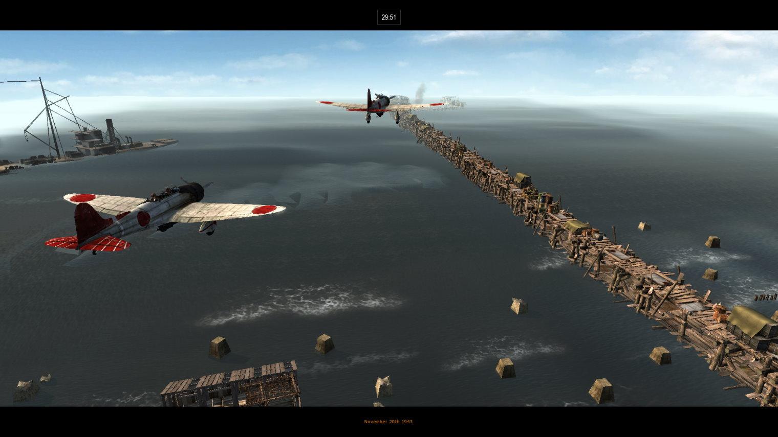 Tarawa Atoll (November 1943)