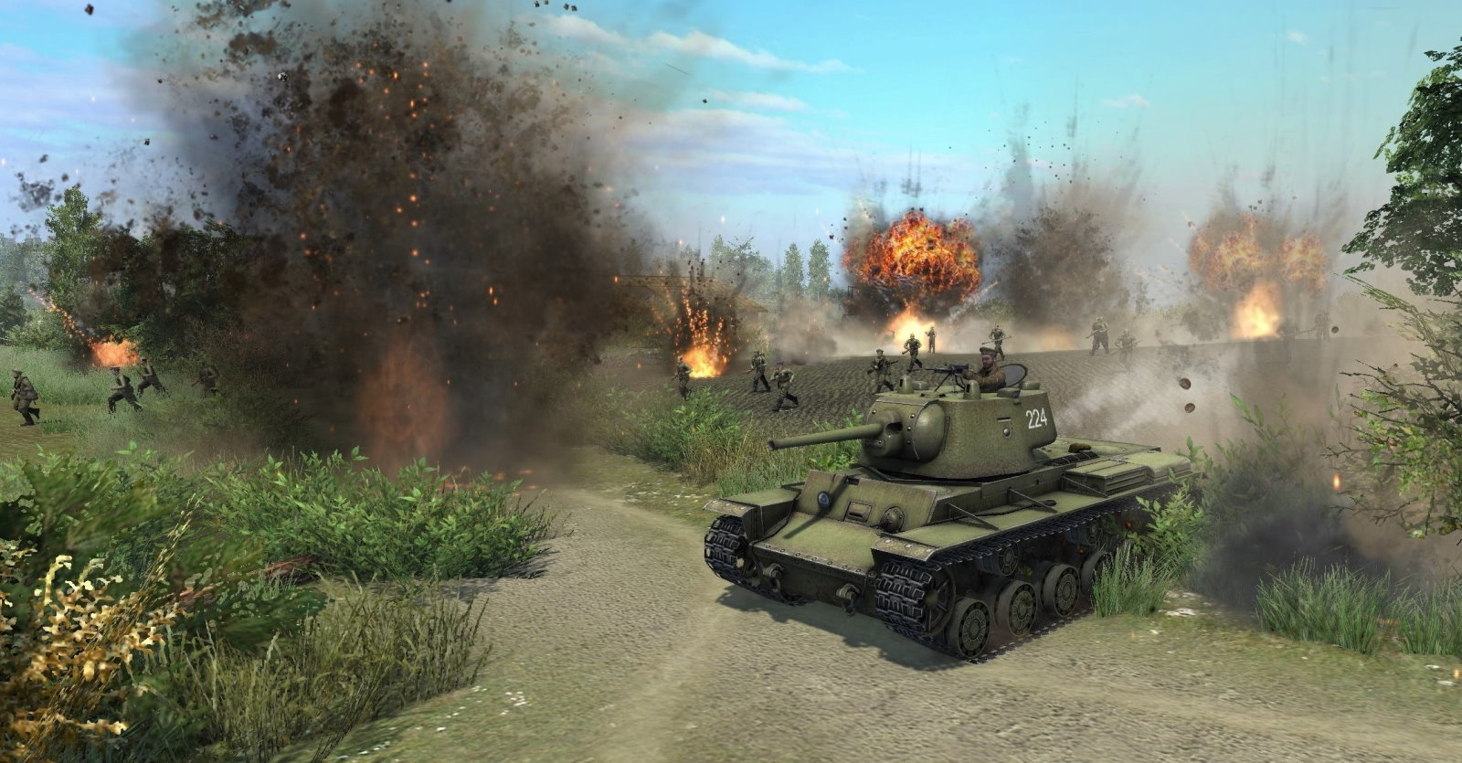 Super Realism Effect mod (RobZ, Valour, Great War) (AS2 — 3.262.0) (v17.02.2021)
