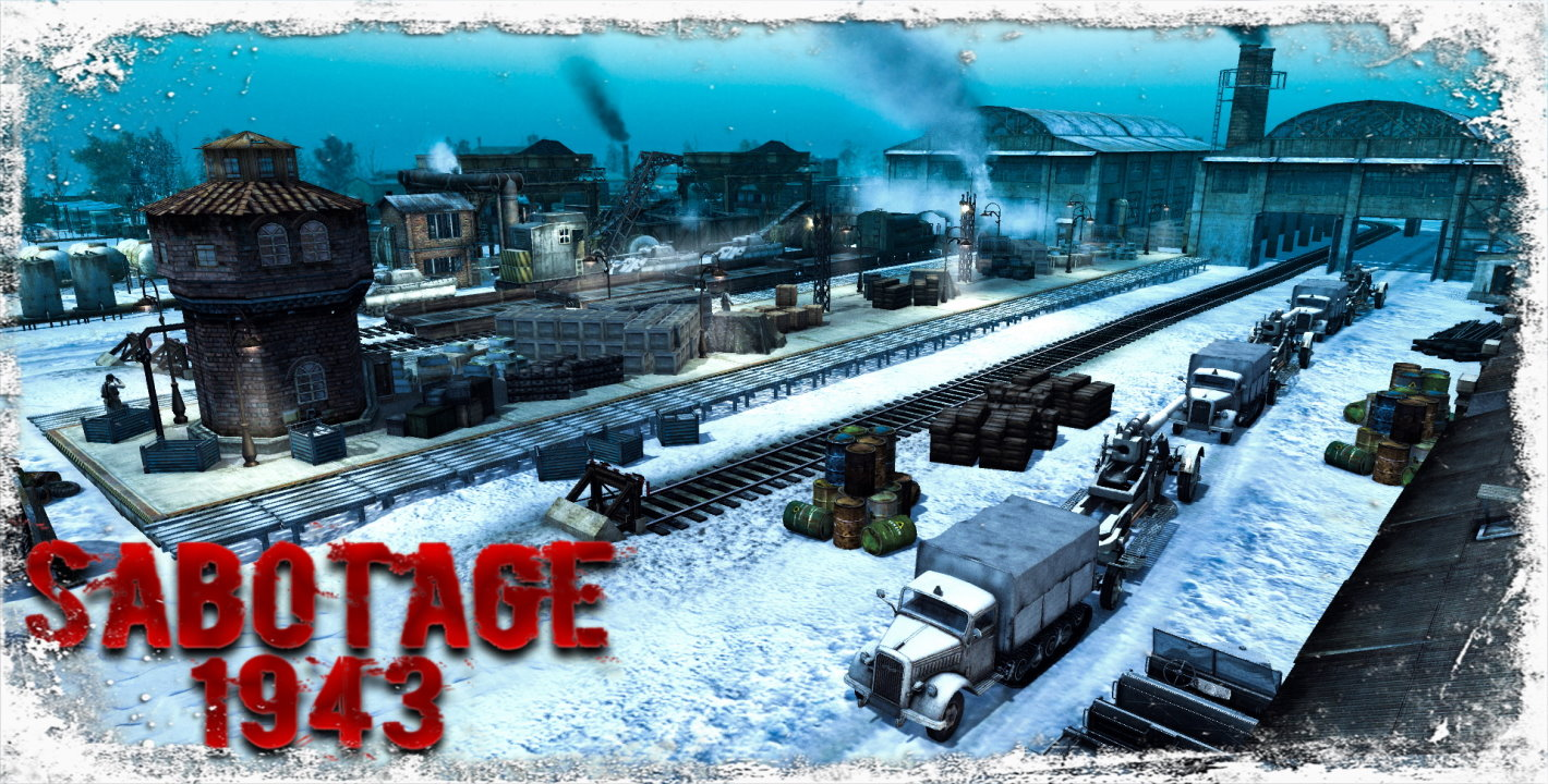 Sabotage 1943 - Full immersion (AS2 — 3.262.0) (v10.02.2021)
