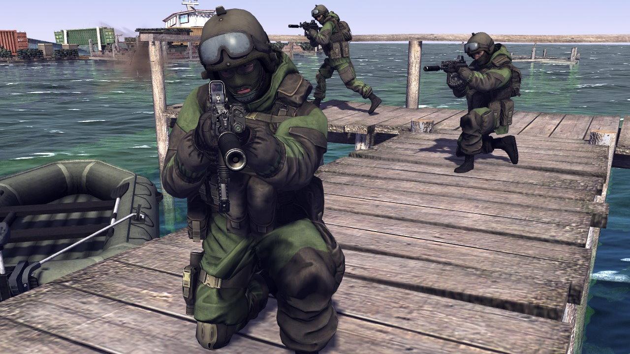 Скачать Air & Land Warfare Mission Pack (CtA — 1.228.0) (v04.04.2021)