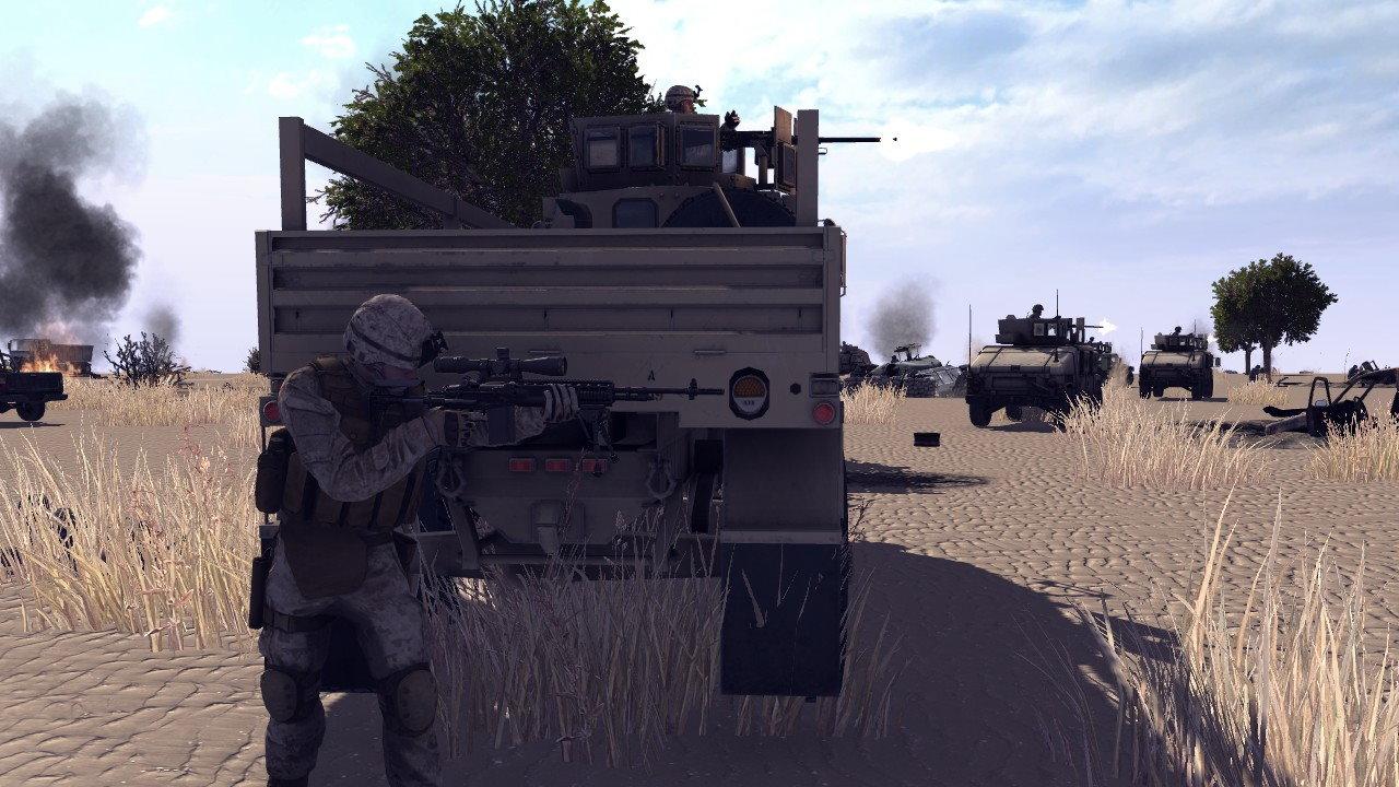 Air & Land Warfare Mission Pack (CtA — 1.228.0) (v04.04.2021)