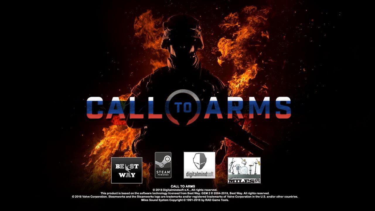 Скачать Call to Arms — локализация, русификация, RUS (CtA — 1.228.0) (v01.04.2021)