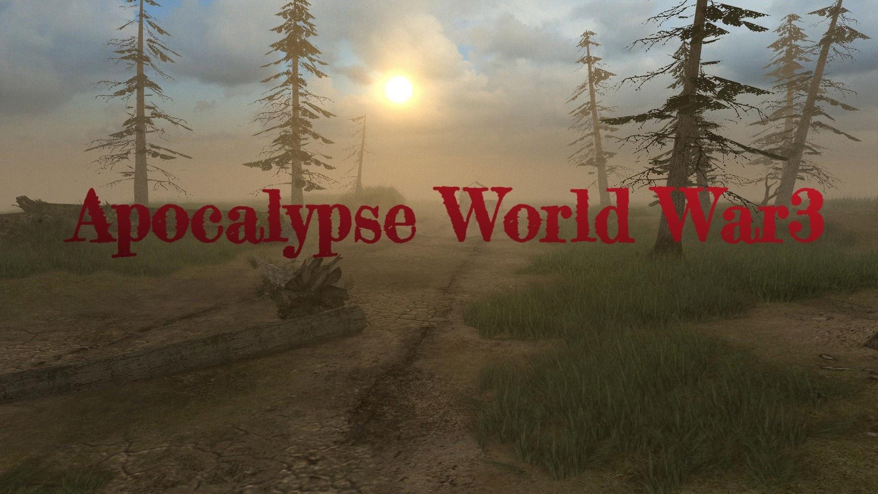 Скачать файл Apocalypse World War3 v 1.2