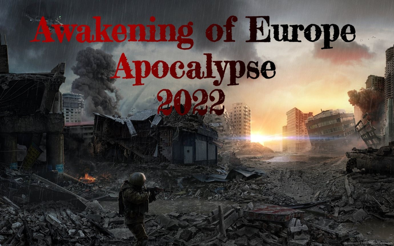Скачать файл Awakening of Europe Apocalypse 2022