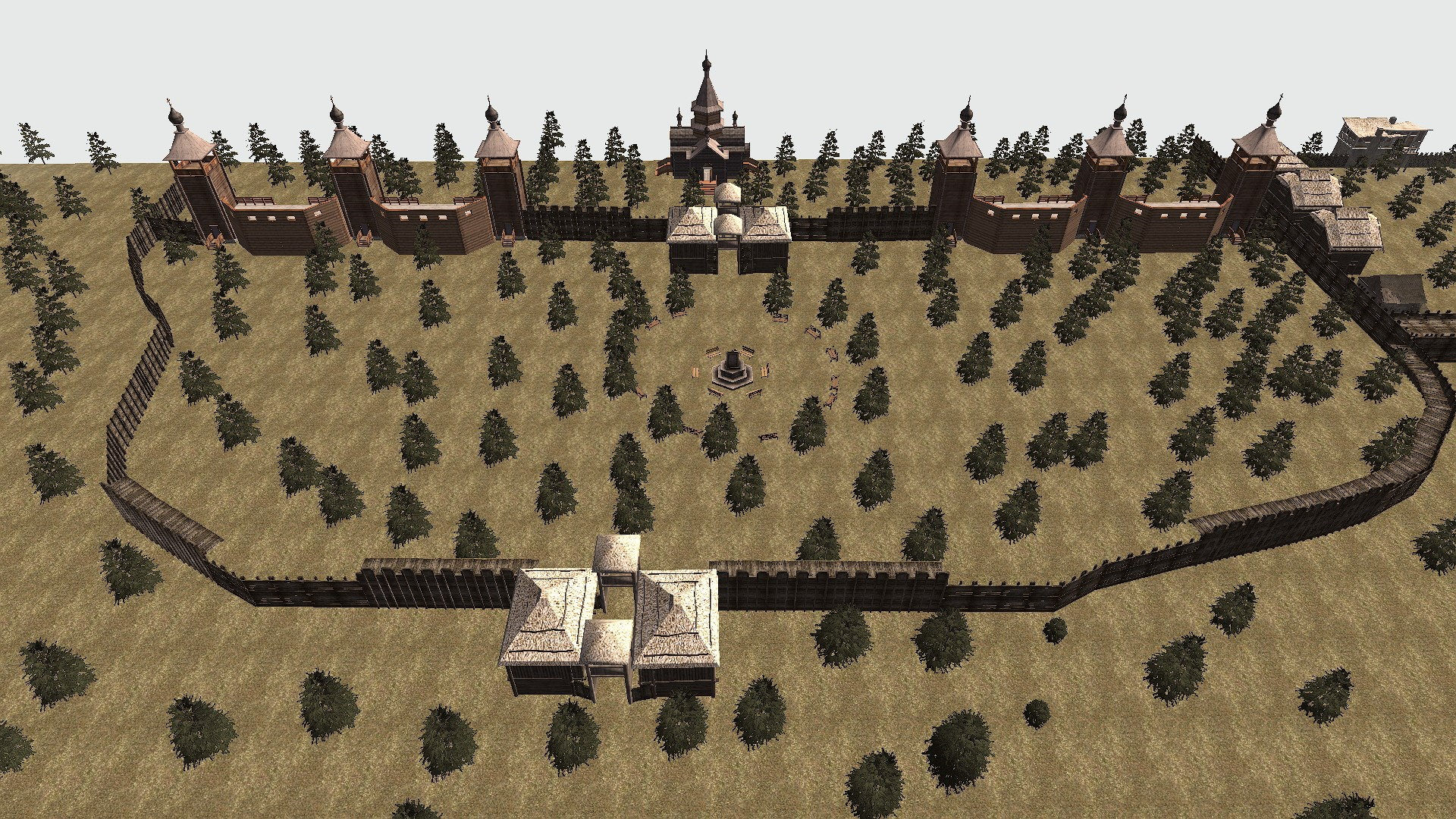 1600s Born in the Fire Submod (AS2 — 3.262.0) (v22.02.2021)
