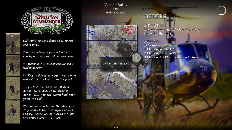Скачать Old Boy's Vietnam Battalion (CtA — 1.228.0) (v24.03.2021)