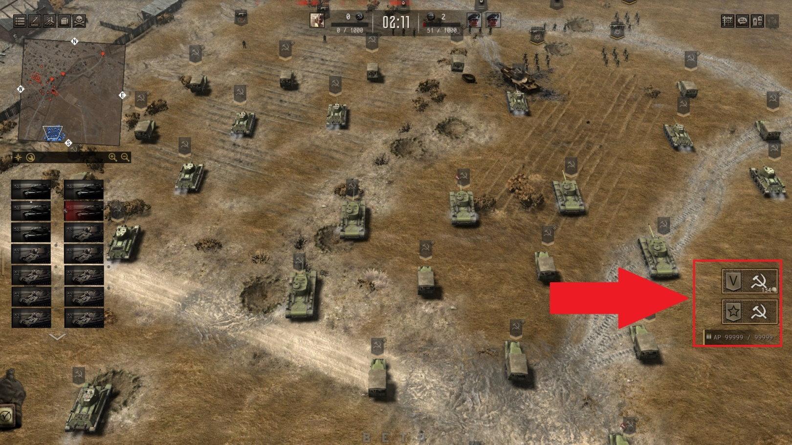 Money Cheat for Conquest mode / Читы на стоимость армии (CtA: GoH — 1.008.0) (v17.06.2021)