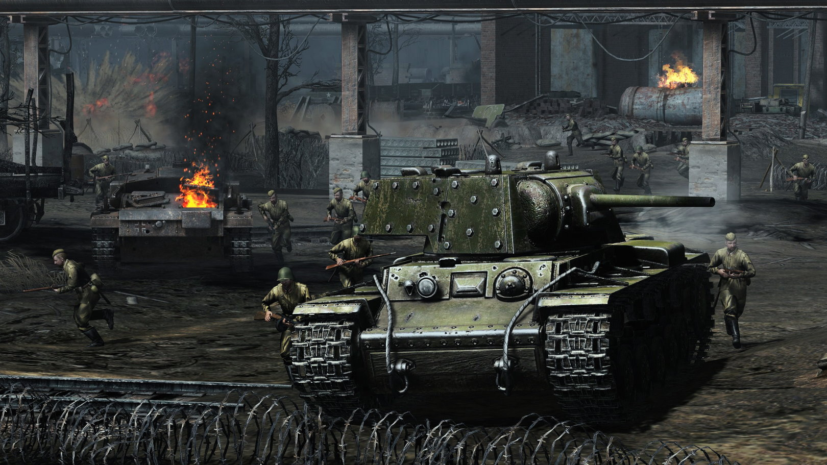 Call to Arms: Gates of Hell - Ostfront 1.003.0