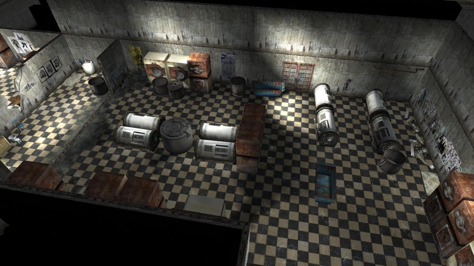Half Life: Absolute pressure - Latest demo