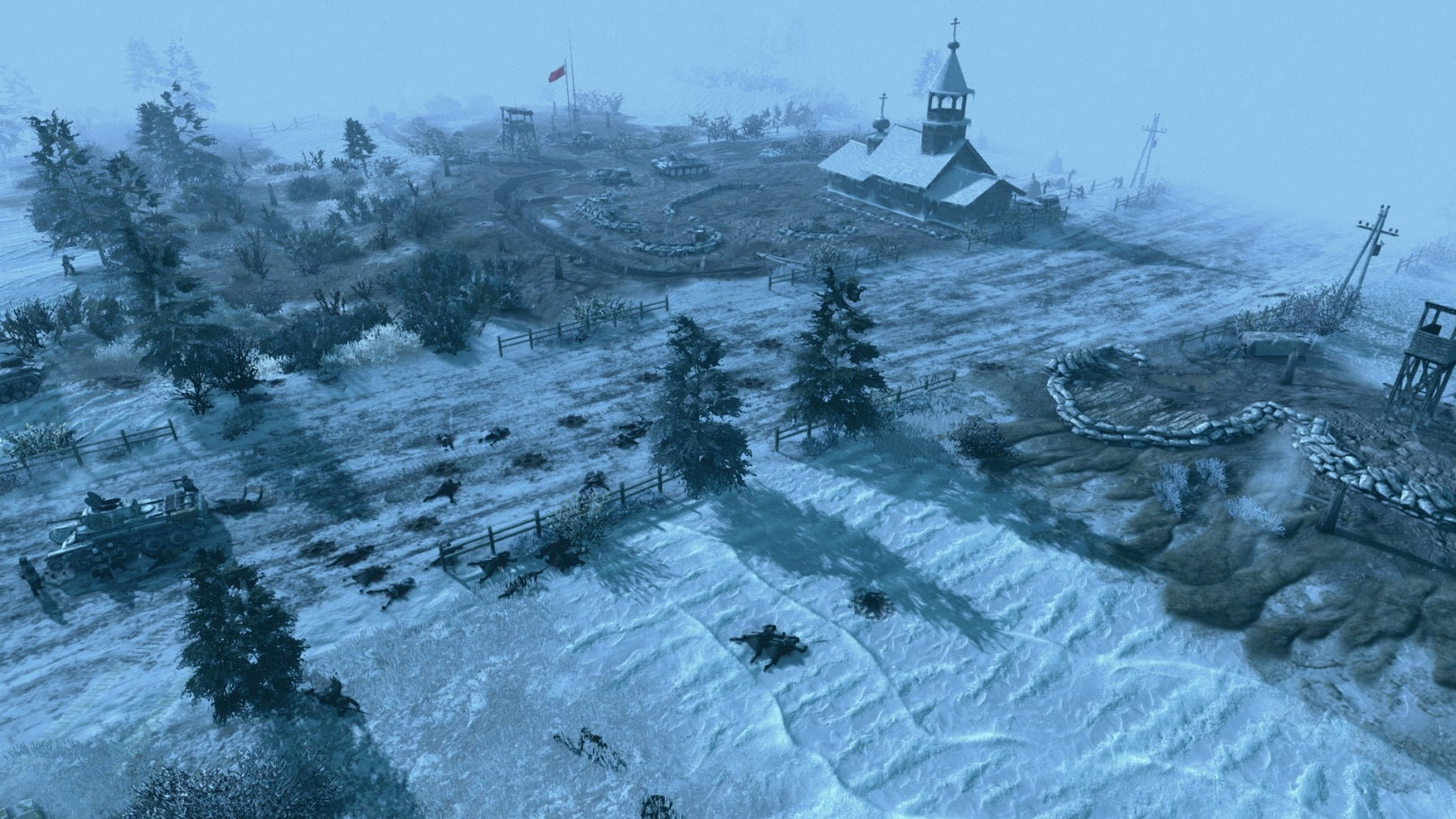 1941 - Battle of Moscow (CtA: GoH — 1.008.0) (v01.08.2021)