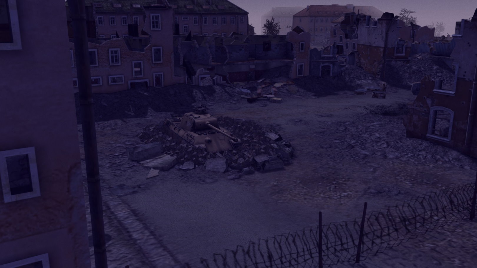 Odessa Battle (Sov Campaign) (CtA: GoH — 1.008.0) (v30.07.2021)