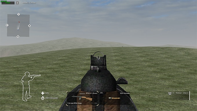 Tjdaggers 1st Person Mode (CtA: GoH — 1.011.0) (v11.09.2021)